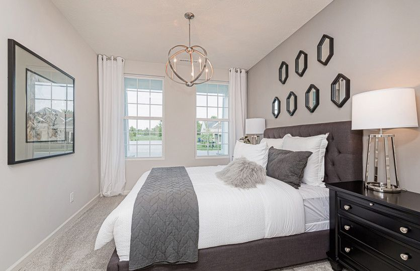 Bedroom featured in the Blue Rock By Del Webb in Indianapolis, IN