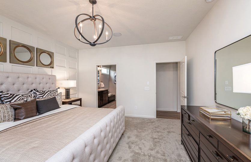 Bedroom featured in the Ascend By Del Webb in Indianapolis, IN