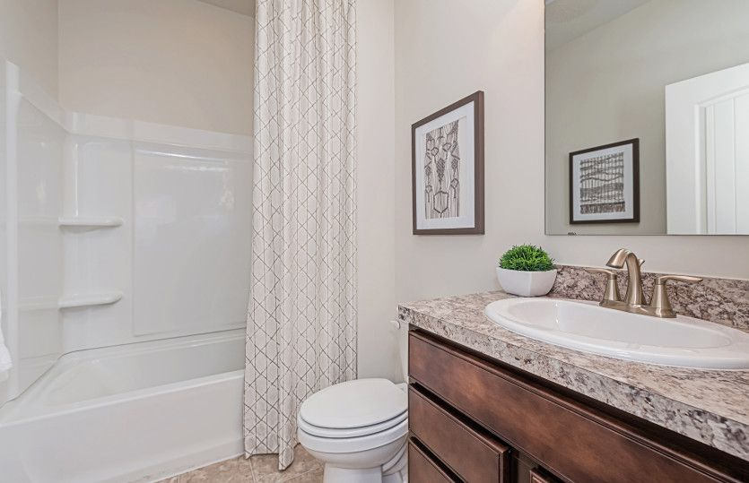 Bathroom featured in the Ascend By Del Webb in Indianapolis, IN