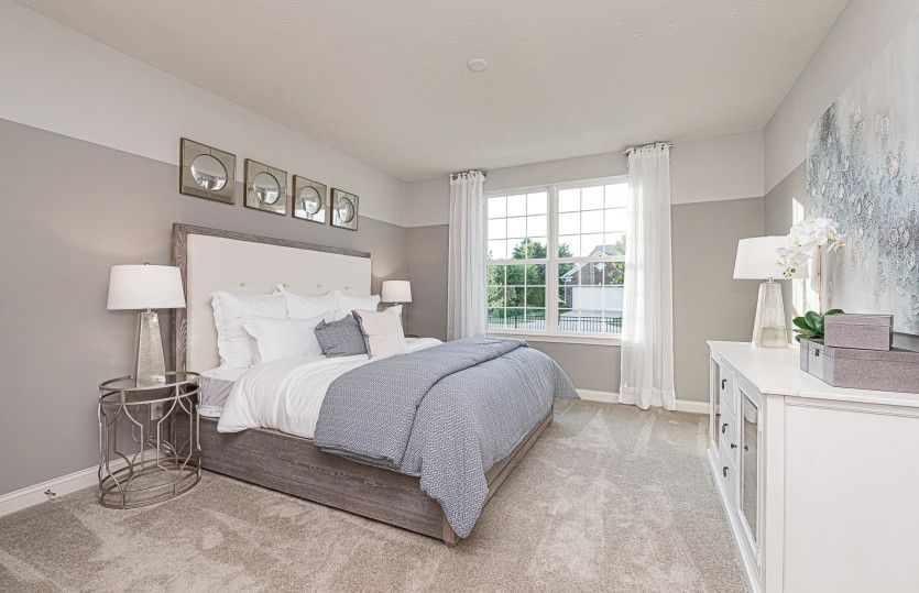 Bedroom featured in the Reflection By Del Webb in Indianapolis, IN