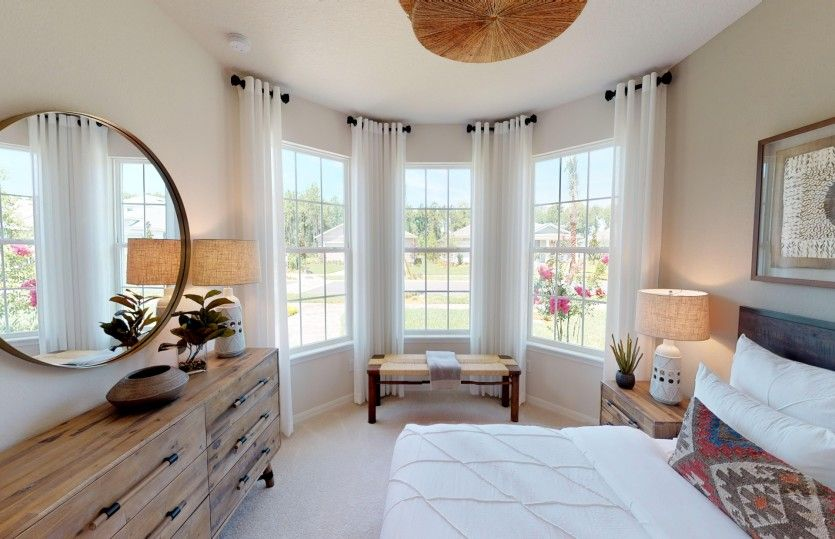 Bedroom featured in the Prosperity By Del Webb in Tampa-St. Petersburg, FL