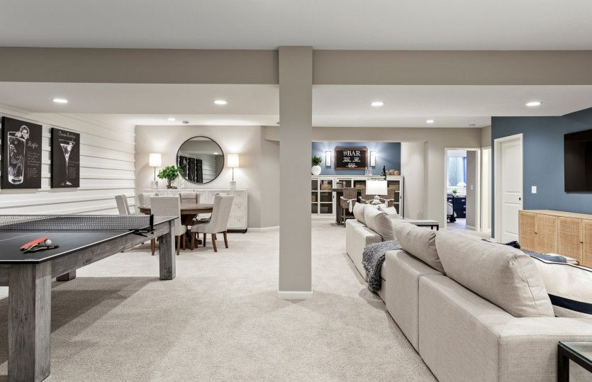 Living Area featured in the Ascend By Del Webb in Minneapolis-St. Paul, MN