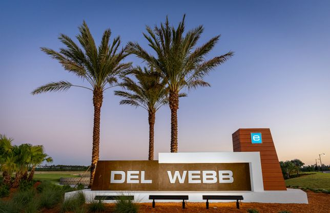 Del Webb eTown Monument
