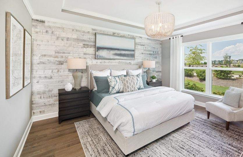 Bedroom featured in the Serenity By Del Webb in Myrtle Beach, SC