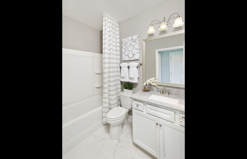 Bathroom featured in the Serenity By Del Webb in Myrtle Beach, SC