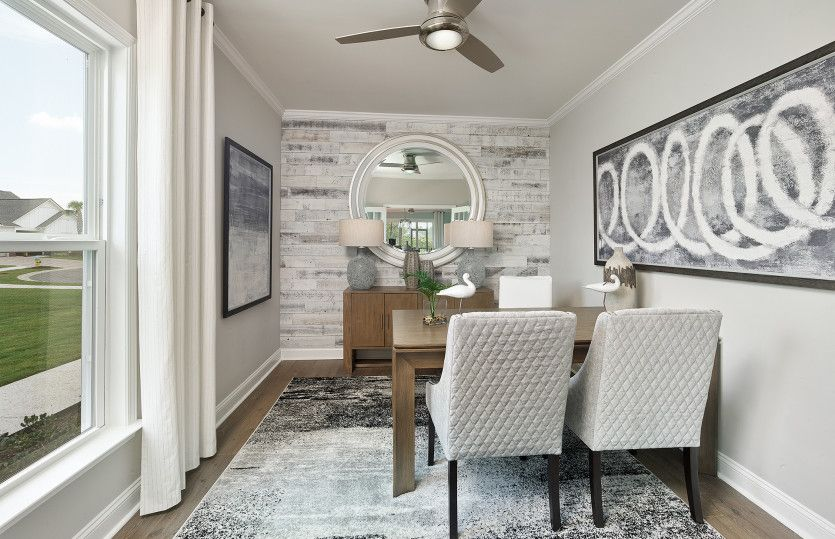 Living Area featured in the Serenity By Del Webb in Myrtle Beach, SC