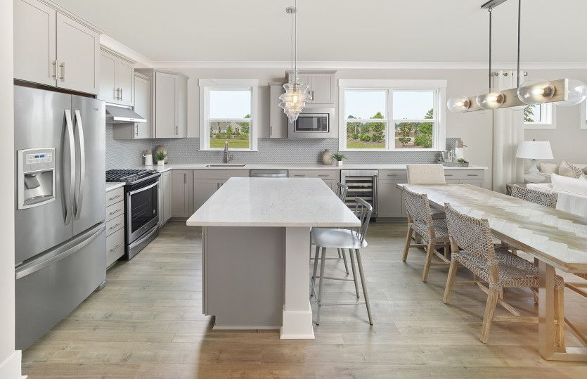 Kitchen featured in the Cressida By Del Webb in Myrtle Beach, SC