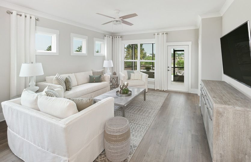 Living Area featured in the Cressida By Del Webb in Myrtle Beach, SC
