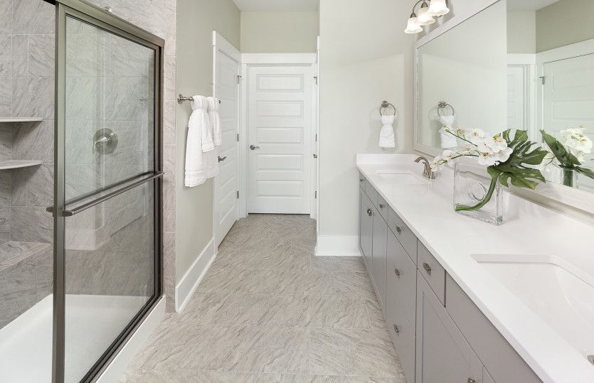 Bathroom featured in the Cressida By Del Webb in Myrtle Beach, SC