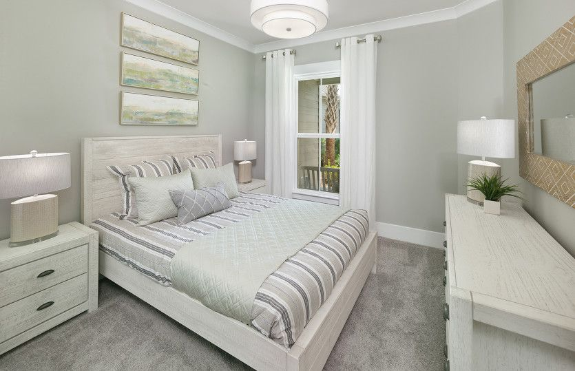 Bedroom featured in the Cressida By Del Webb in Myrtle Beach, SC