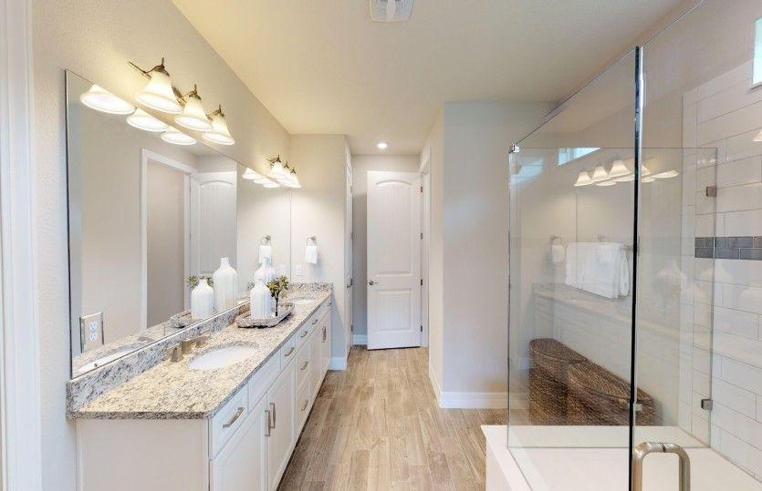 Bathroom featured in the Stellar Grand By Del Webb in Orlando, FL