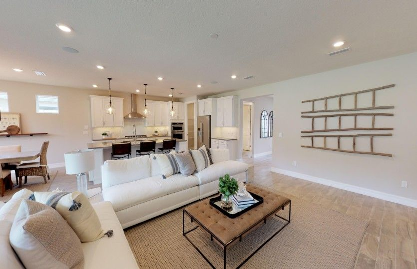 Living Area featured in the Stellar By Del Webb in Orlando, FL