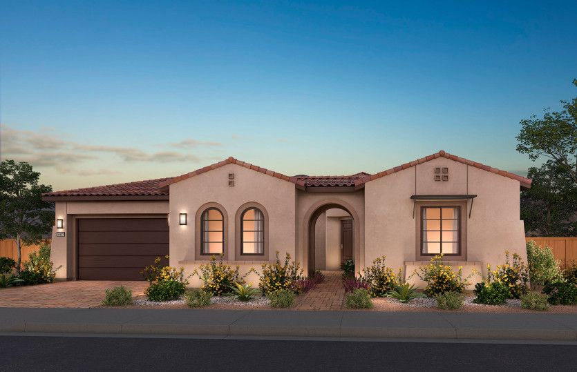 Exterior featured in the Voyage By Del Webb in Las Vegas, NV