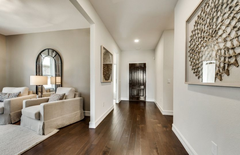 Living Area featured in the Summerwood By Del Webb in Austin, TX