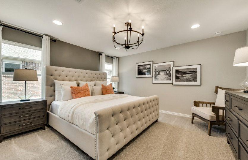 Bedroom featured in the Taft Street By Del Webb in Dallas, TX
