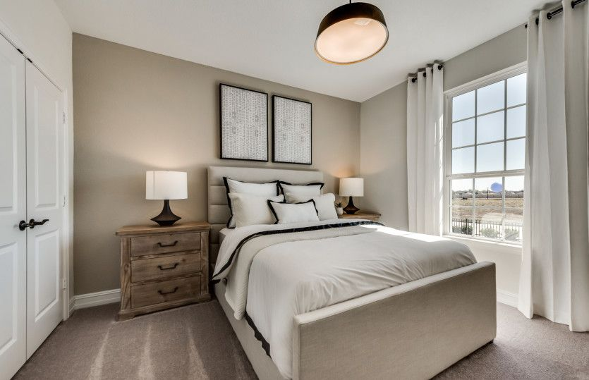 Bedroom featured in the Summerwood By Del Webb in Dallas, TX