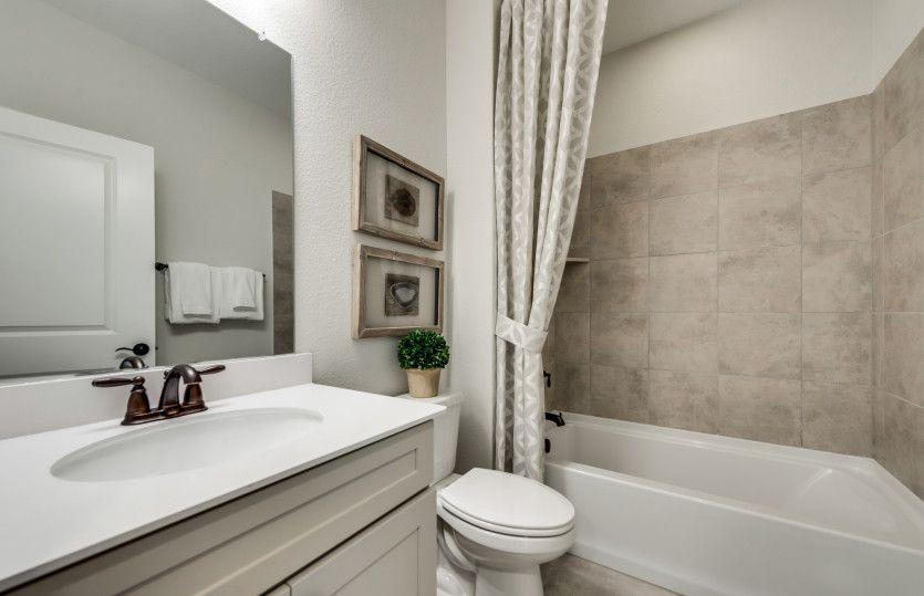Bathroom featured in the Summerwood By Del Webb in Dallas, TX