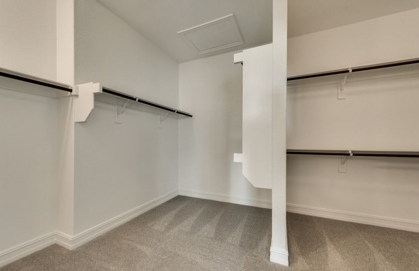 Living Area featured in the Tangerly Oak By Del Webb in Dallas, TX