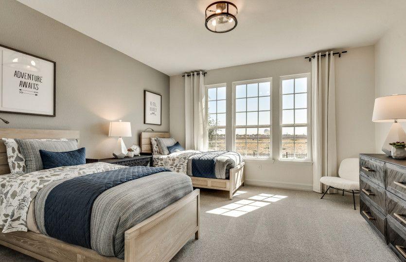 Bedroom featured in the Tangerly Oak By Del Webb in Dallas, TX