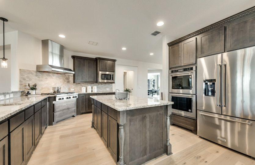 Kitchen featured in the Sonoma Cove By Del Webb in Dallas, TX
