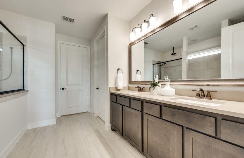 Bathroom featured in the Sonoma Cove By Del Webb in Dallas, TX