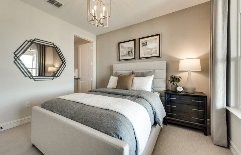 Bedroom featured in the Sonoma Cove By Del Webb in Dallas, TX