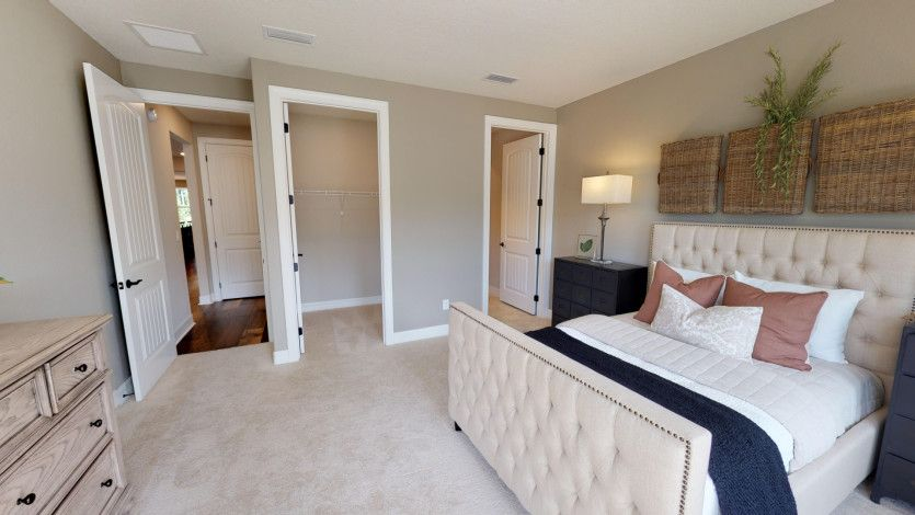 Bedroom featured in the Renown By Del Webb in Naples, FL