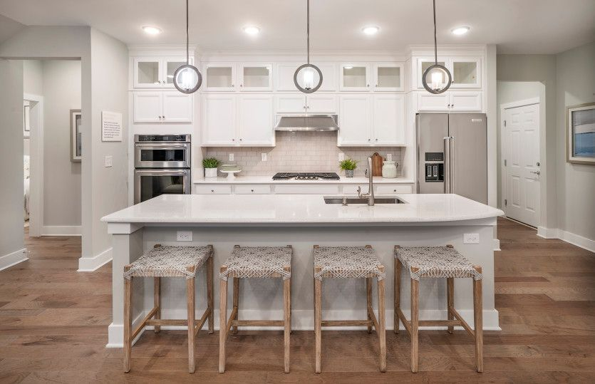 Kitchen featured in the Florence By Del Webb in Morris County, NJ
