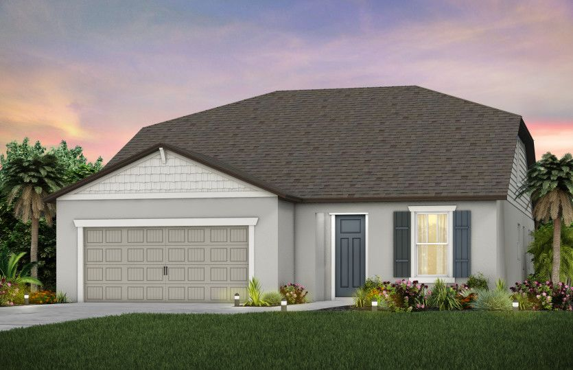 Exterior featured in the Mainstay Grand By Del Webb in Ocala, FL