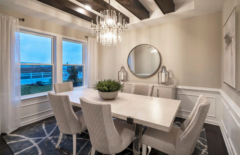 Living Area featured in the Castle Rock By Del Webb in Morris County, NJ