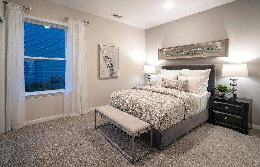 Bedroom featured in the Castle Rock By Del Webb in Morris County, NJ