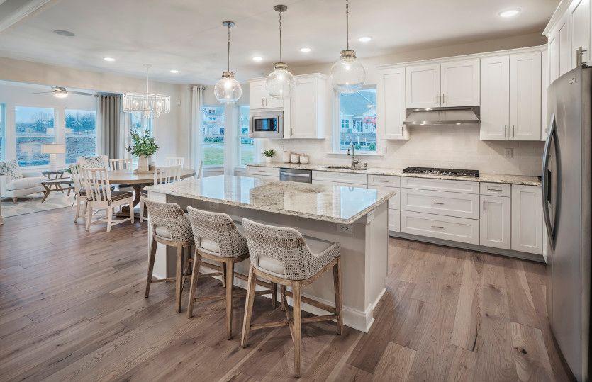 Kitchen featured in the Abbeyville By Del Webb in Morris County, NJ