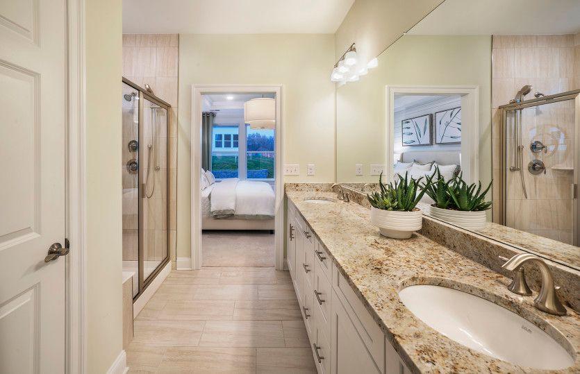 Bathroom featured in the Abbeyville By Del Webb in Morris County, NJ