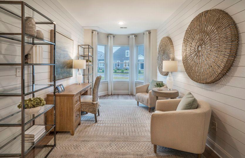 Bedroom featured in the Abbeyville By Del Webb in Morris County, NJ