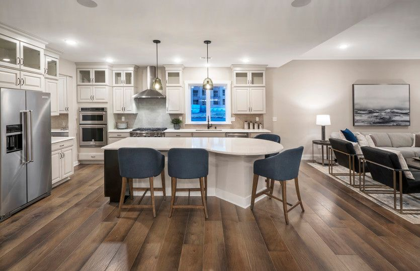 Kitchen featured in the Martin Ray By Del Webb in Morris County, NJ