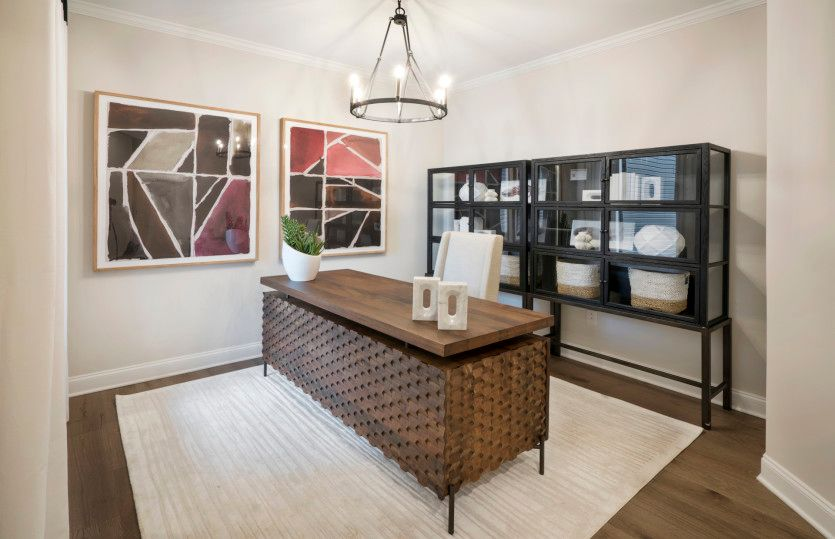 Living Area featured in the Turin By Del Webb in Morris County, NJ