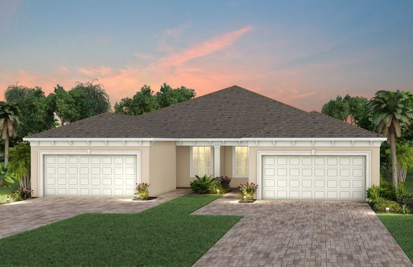 Exterior featured in the Ellenwood By Del Webb in Martin-St. Lucie-Okeechobee Counties, FL