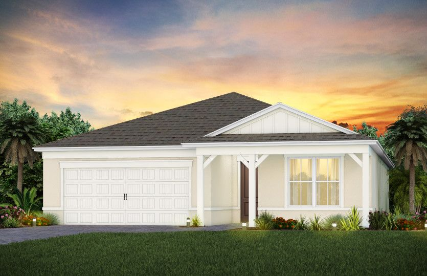 Exterior featured in the Prosperity By Del Webb in Martin-St. Lucie-Okeechobee Counties, FL