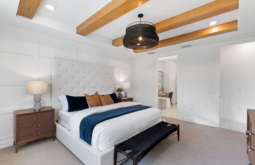 Bedroom featured in the Mystique By Del Webb in Naples, FL