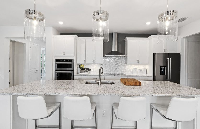 Kitchen featured in the Stardom By Del Webb in Martin-St. Lucie-Okeechobee Counties, FL