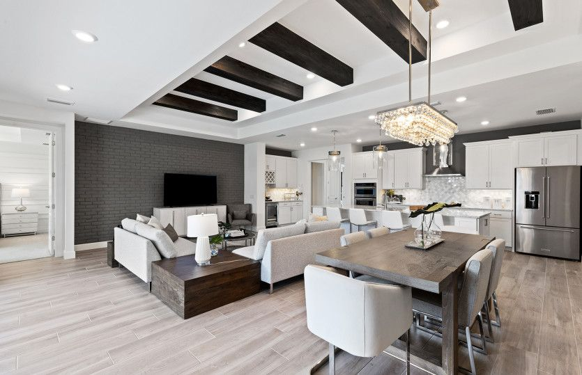 Living Area featured in the Stardom By Del Webb in Martin-St. Lucie-Okeechobee Counties, FL