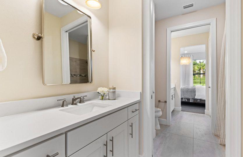 Bathroom featured in the Reverence By Del Webb in Sarasota-Bradenton, FL