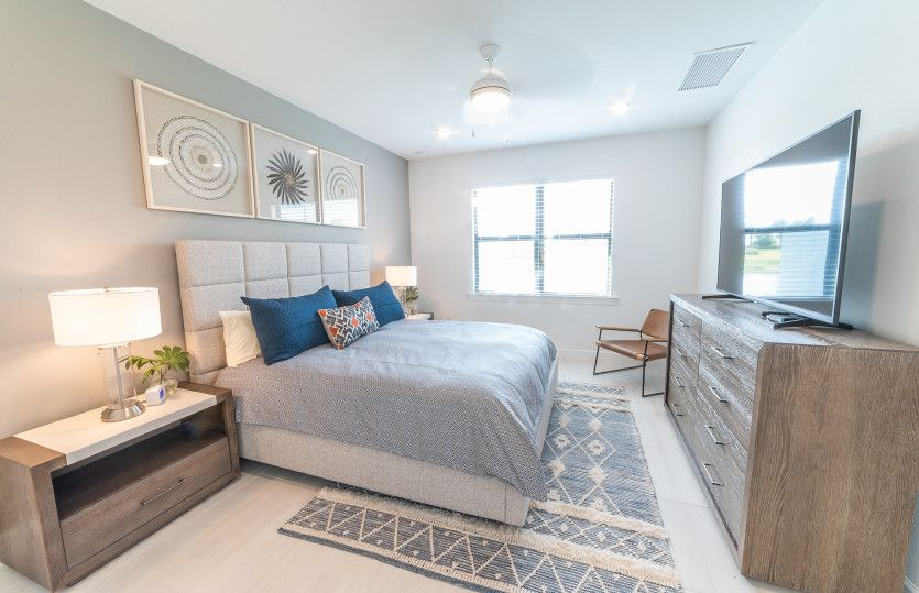 Bedroom featured in the Kendrick By Del Webb in Naples, FL