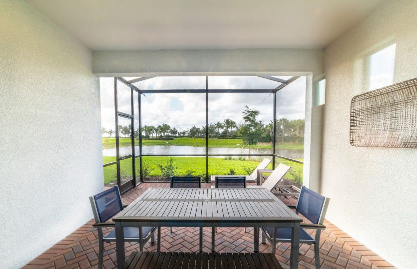 Exterior featured in the Kendrick By Del Webb in Naples, FL