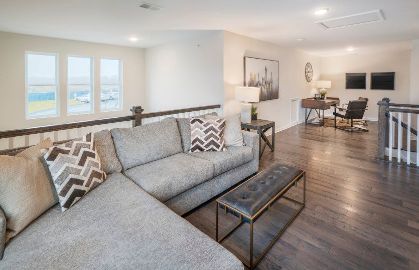Living Area featured in the Milan By Del Webb in Morris County, NJ