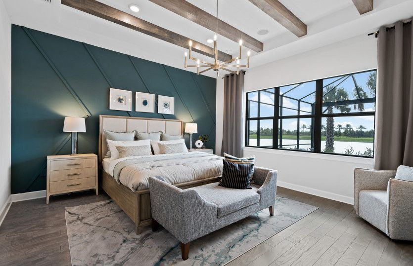 Bedroom featured in the Stellar By Del Webb in Naples, FL
