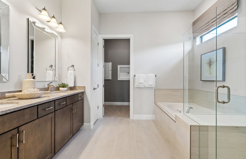 Bathroom featured in the Prestige By Del Webb in Raleigh-Durham-Chapel Hill, NC