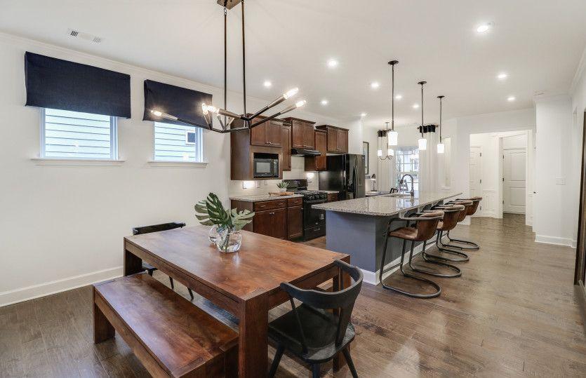 Kitchen featured in the Steel Creek By Del Webb in Atlanta, GA