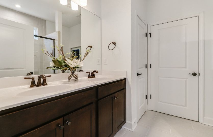 Bathroom featured in the Steel Creek By Del Webb in Atlanta, GA