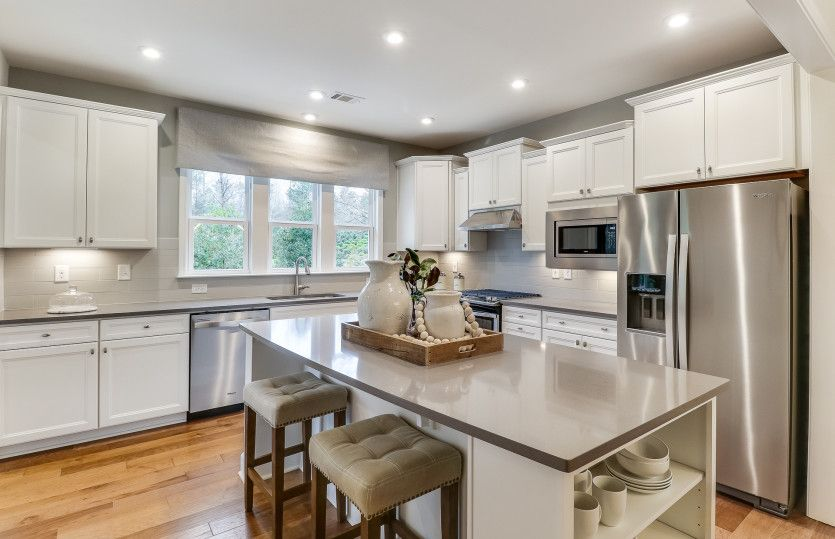 Kitchen featured in the Taft Street By Del Webb in Atlanta, GA